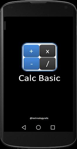 Calc Basic Calculadora