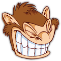 Monkey Poop Fling Multiplayer icon