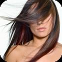 Hair cut saloon icon
