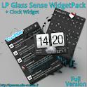 LPSlate Sense skin + Clock logo