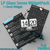 LPSlate Sense skin + Clock