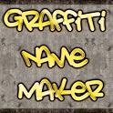 Graffiti Name Maker icon