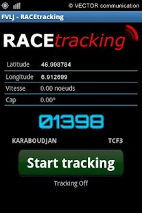 FVLJ - RACEtracking- screenshot thumbnail