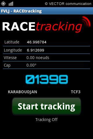 FVLJ - RACEtracking- screenshot
