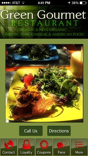 Green Gourmet Restaurant Iowa