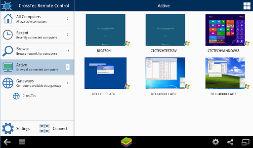 CrossTec Remote Control