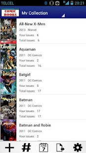 Comic Books Collector VE
