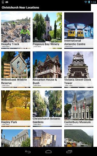 Christchurch Offline Guide