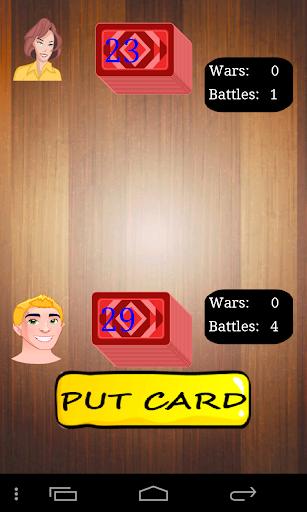 【免費紙牌App】戰爭 - 撲克牌免費-APP點子