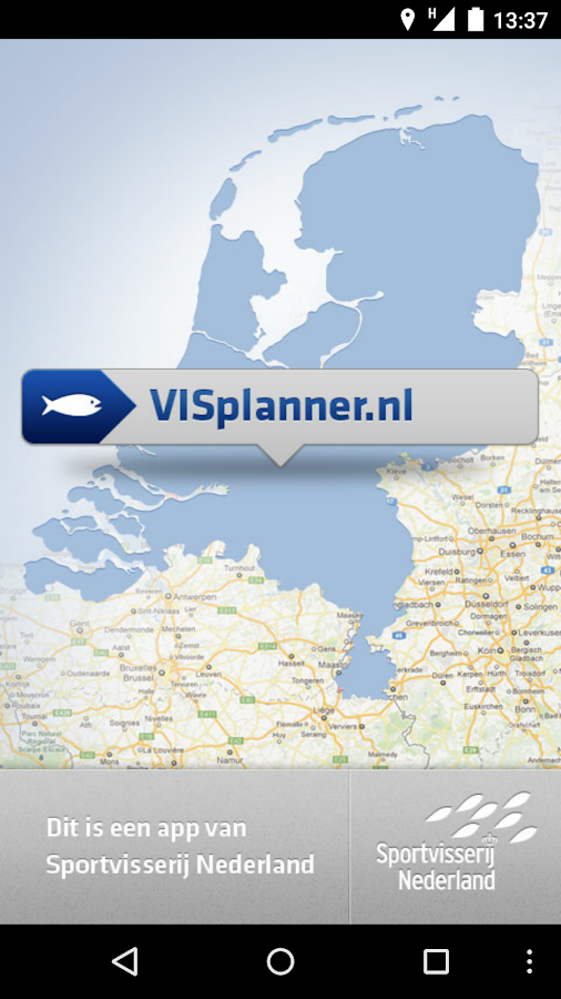 VISplanner- screenshot