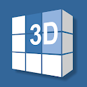 Udesignit Kitchen 3D planner icon