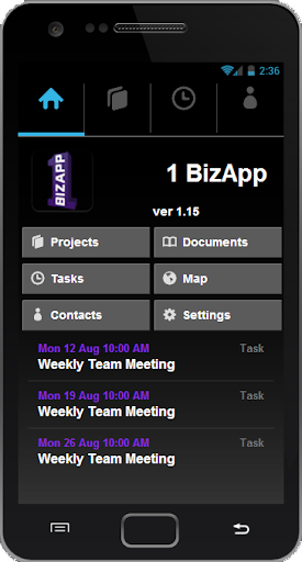 1BizApp - Run Your Business