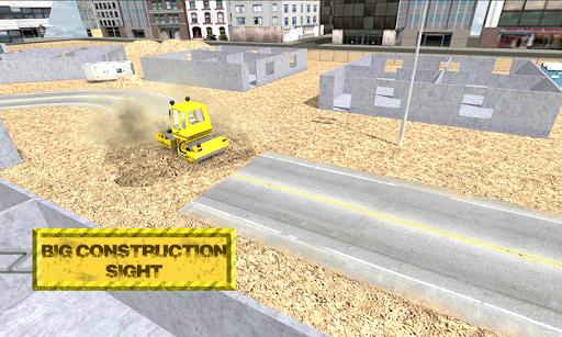 真實的建構駕駛3D