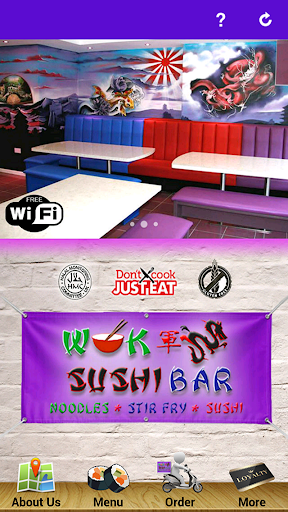 Wok And Sushi Bar