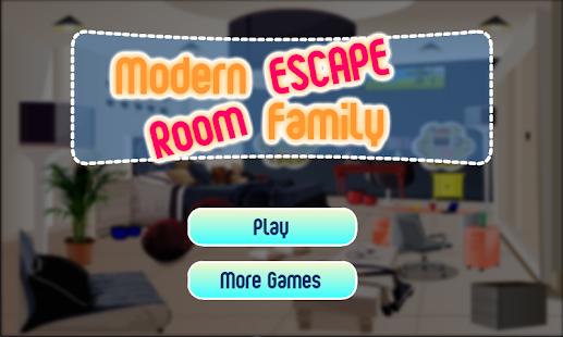 Escape Modern Room