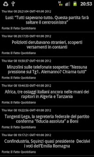 Il Fatto Quotidiano - screenshot thumbnail