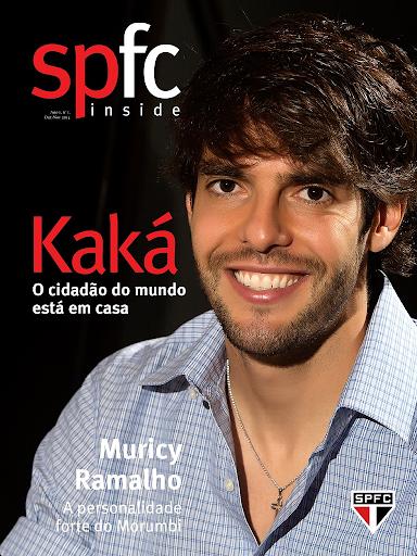 Revista SPFC Inside
