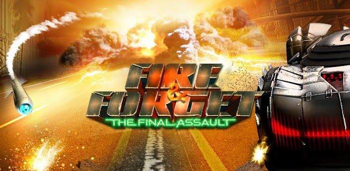 Fire & Forget Final Assault
