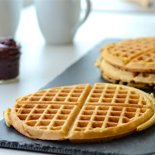 Gluten Free Oat Waffles (Ridiculously Awesome!).