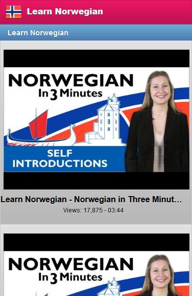Norwegian lessons - Babbel.com