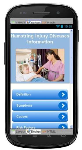 Hamstring Injury Information