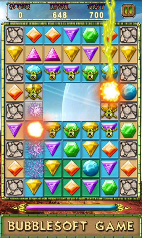 Jewels Burst- screenshot