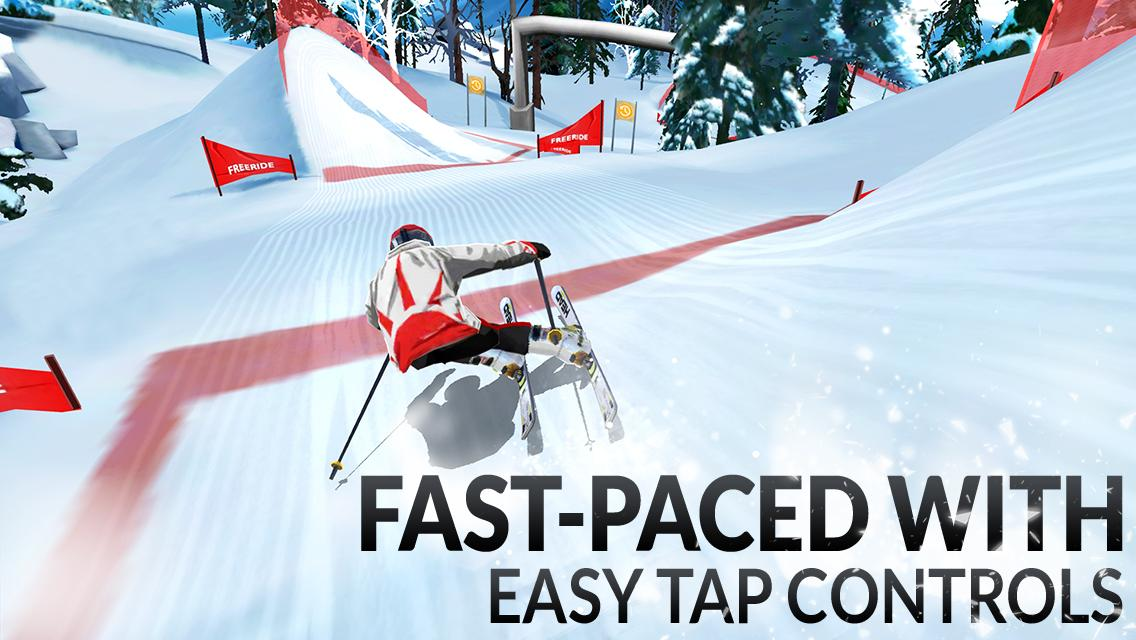 FRS Ski Cross - screenshot