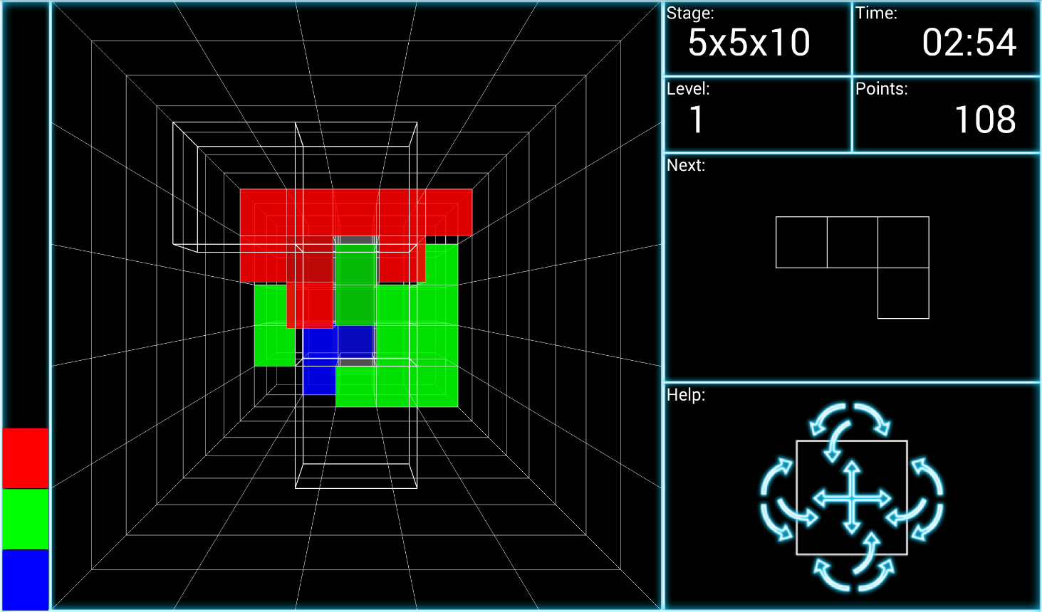 Block 3D- screenshot