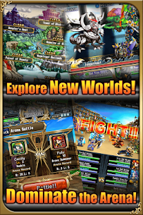 Brave Frontier - screenshot thumbnail