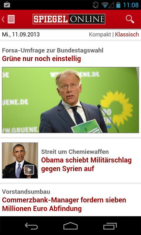 Spiegel Online News