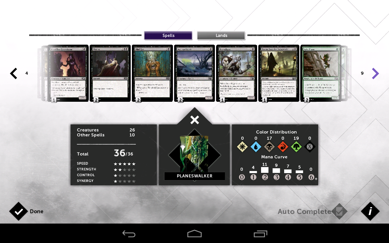 Screenshots of Magic 2015 for Android