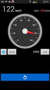 スピードメーター、速度計 ...