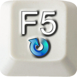 F5キーウィジェット
