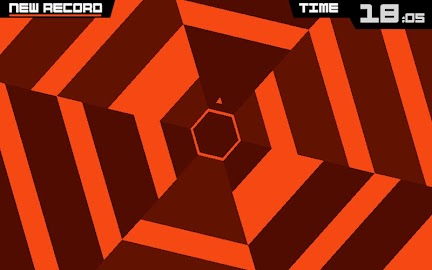 Super Hexagon Screenshot 3