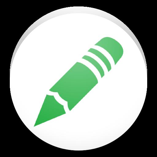 Scribble 程式庫與試用程式 App LOGO-硬是要APP