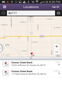 Ossian State Bank - screenshot thumbnail