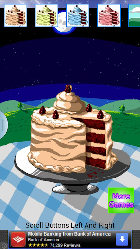 Red Delicious Cake Maker