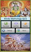 Screenshot of Indian Mythology Quiz
