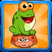 Frog Jumping  Jump