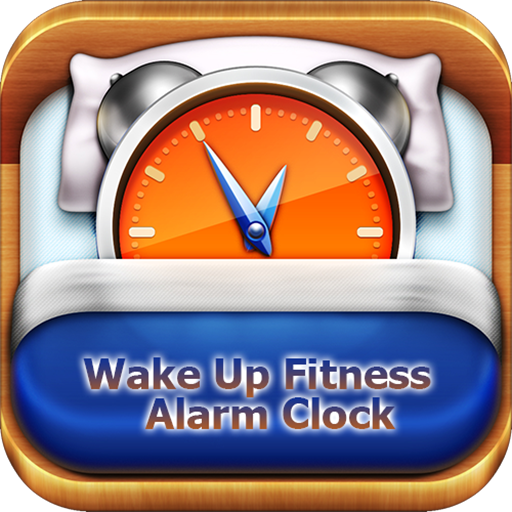 WAKEUP FITNESS ALARM CLOCK app (apk) free download for Android/PC/Windows