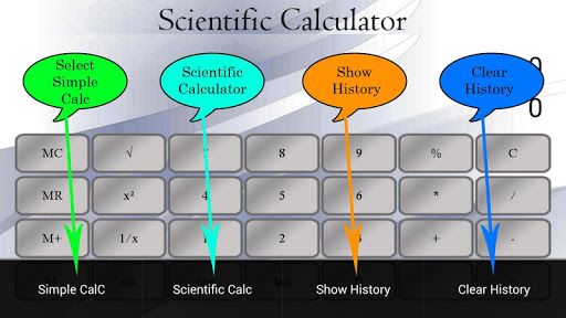 Scientifc Calculator