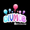Pop balloons logo