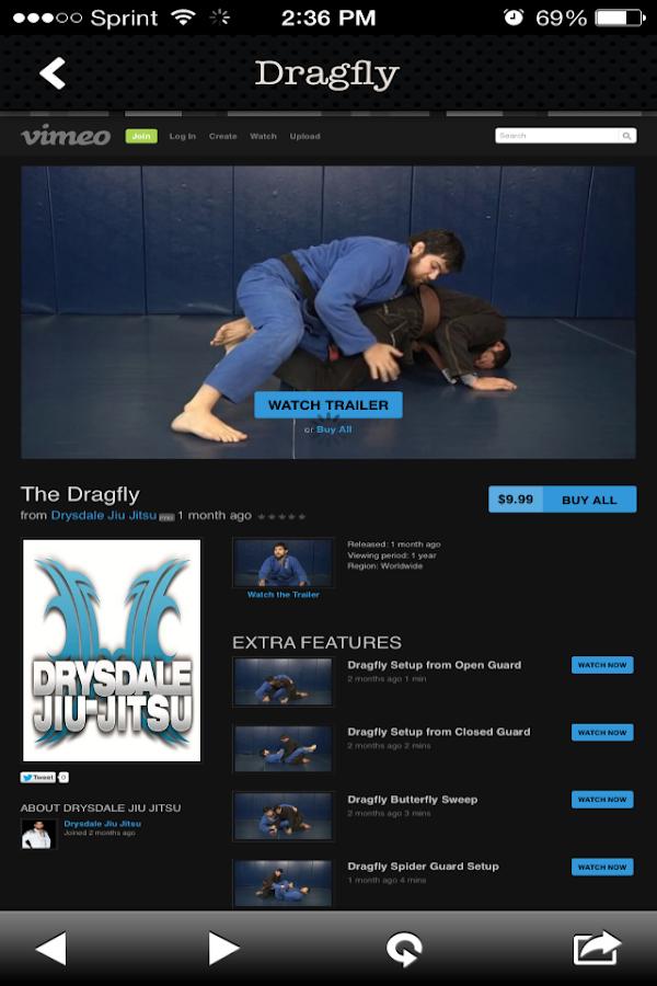 Drysdale Jiu Jitsu - screenshot