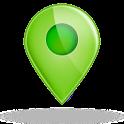 Location Picker(Baidu Map) icon