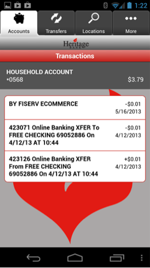 Heritage Bank Ga Mobilebanking Android Apps On Google Play