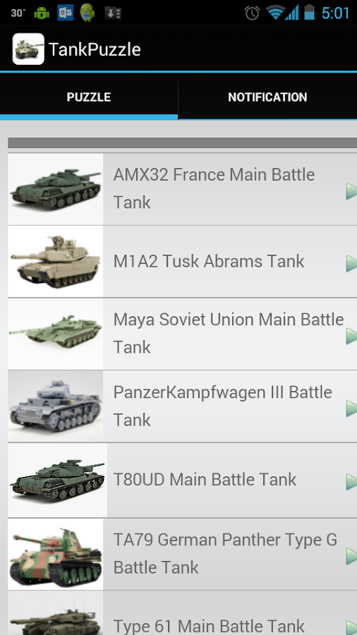 Tank Puzzle Battles - screenshot