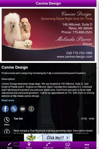 Canine Design by Melinda