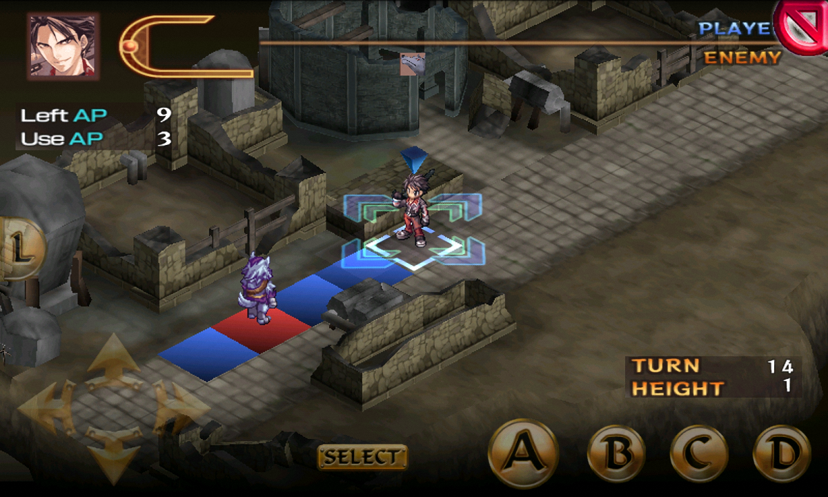 RPG Blazing Souls Accelate - screenshot