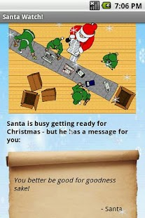 Santa Watch! - screenshot thumbnail