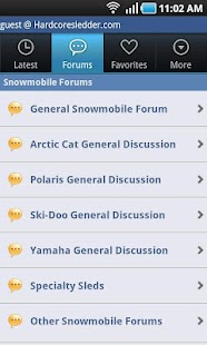 SnowMobile.Com Free - screenshot thumbnail